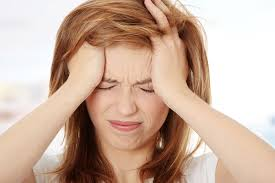 Headache pain not going away long-term? Medication masking the real problem?