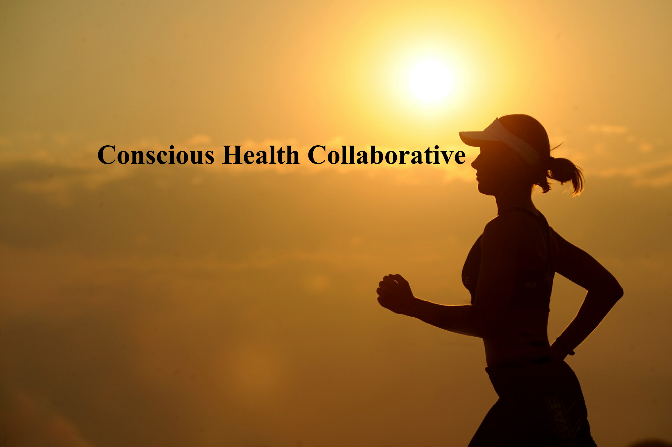 Conscious Health Collaborative YouTube Channel Runner Logo